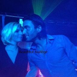Photos Nadège et Thomas en soirée
