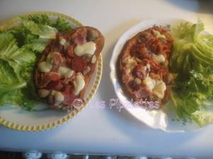 recettes bruschetta