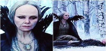 Snow White die.