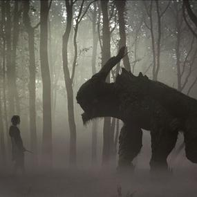 La forêt des Ténèbres...