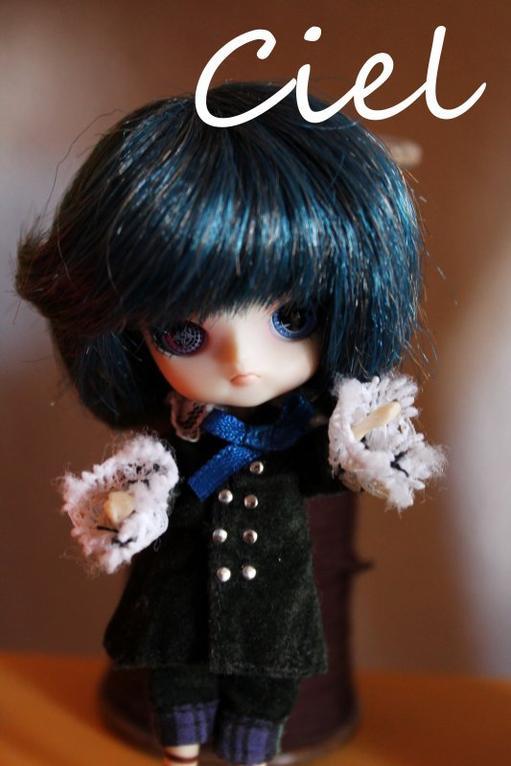 Doll de Tsubaki: Ciel Phantomhive♥