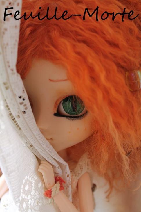 Doll de Tsubaki: Feuille Morte♥