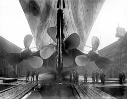 Titanic :  Le Plus Gros, Le Plus Puissant, Le Plus Long, La Plus Grande Construction