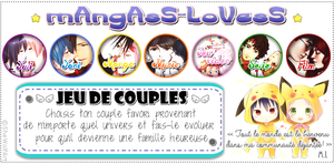 Mangass-Lovess : Norbert x Tina