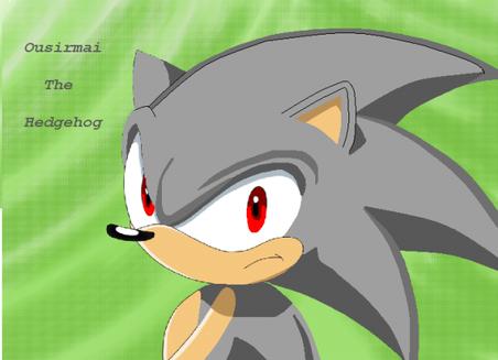 Ousirmai The Hedgehog