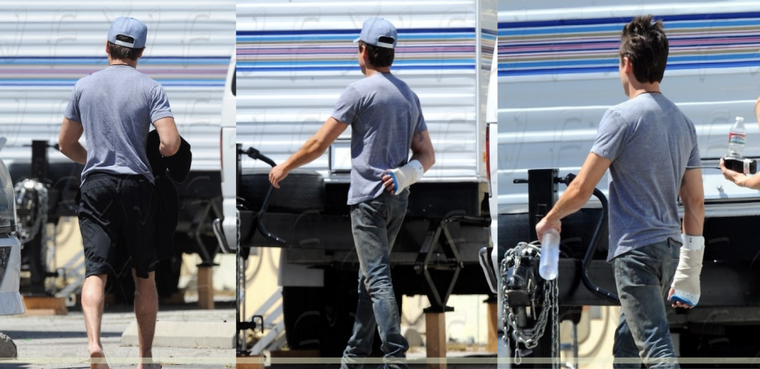 [12 Avril 2013] Sur le set de Townies - News