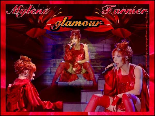 Mylène Farmer Glamour