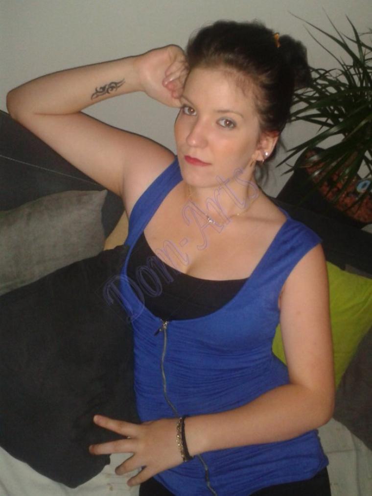 La Charmante  blogueuse Mélanie !!!