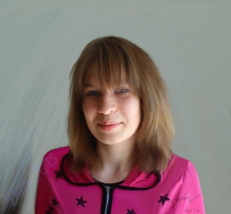 La jolie Alexandra !!!