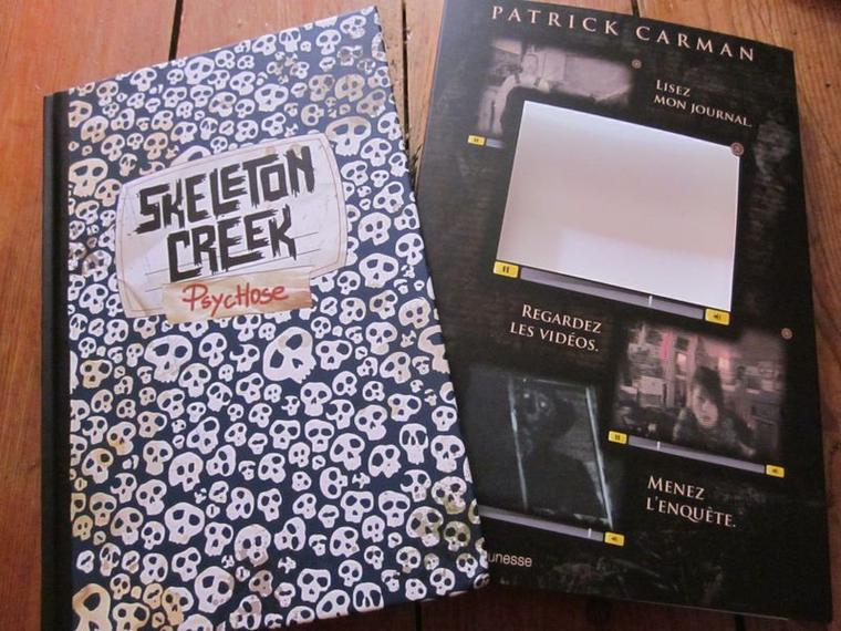 Skeleton Creek Tome 1 de Patrick Carman