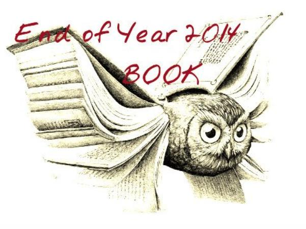 Mon année livresque 2014 !