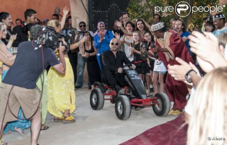 Pascal au Maroc à Marrakech pour le Festival international d'humour - photos vidéo