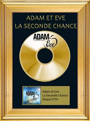 """Adam & Eve """"Disque d'Or"""" prépare la Tournée 2012 - les dates à ne pas manquer -"""