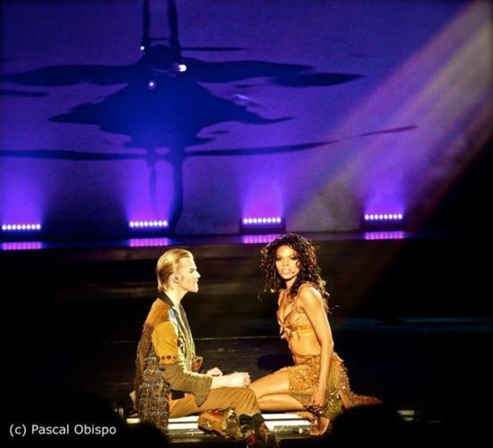 Dans les yeux de Pascal Obispo - Adam & Eve la seconde chance