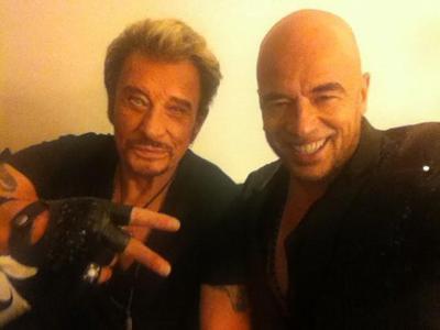 Johnny Hallyday fête ses 69 ans avec Pascal Obispo, Louis Bertignac ... photos, vidéos