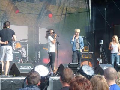 Adam & Eve au Tendance Live Show à St Lô - photos, vidéos