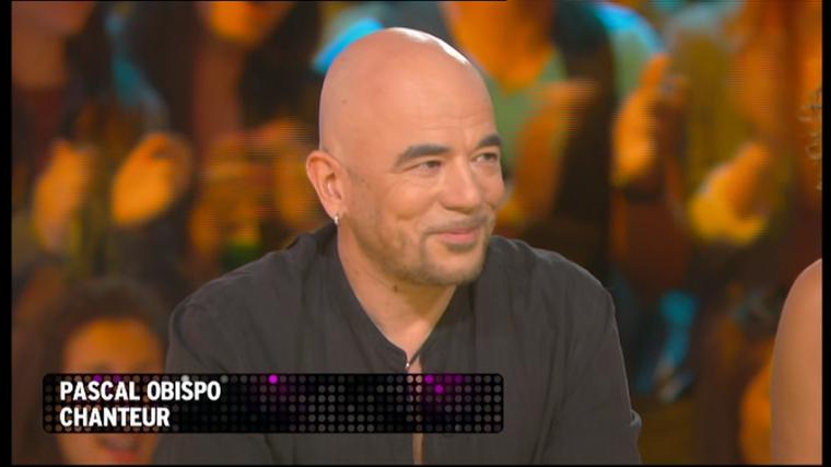 VIDEOS : Pascal Obispo dans Happy Hour sur Canal+ 31 juillet 2012
