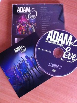 l'Album II d' Adam & Eve la seconde chance : une bombe !!!!!!!!!