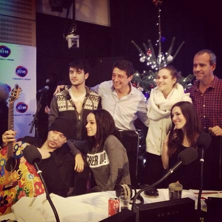 Le Meilleur des Réveils RFM avec Pascal Obispo, Shy'm, Alizée ...