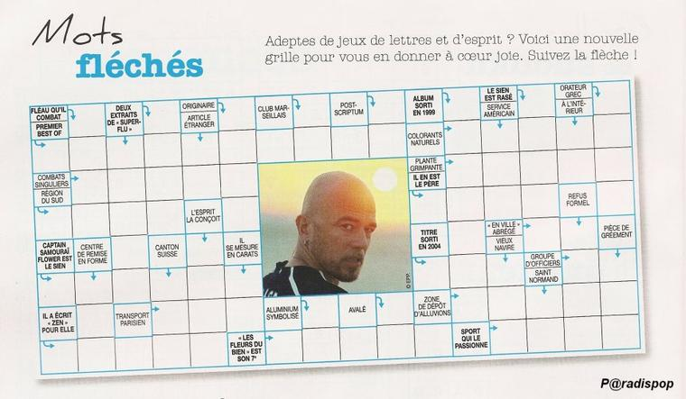 PRESSE 1 : @ObispoPascal dans  GALA, PARIS MATCH, TELE STAR, PARISIEN, DIRECT MATIN, LA MANCHE LIBRE