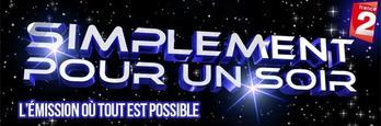 """SIMPLEMENT POUR UN SOIR : """"Imagine"""" John Lennon & @ObispoPascal ... #CommentVeuxTuQueJetAime #Fan"""