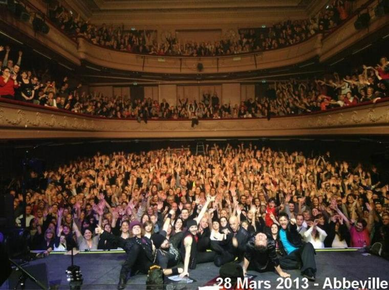 photos article : @ObispoPascal à Abbeville, St Quentin et Bapaume
