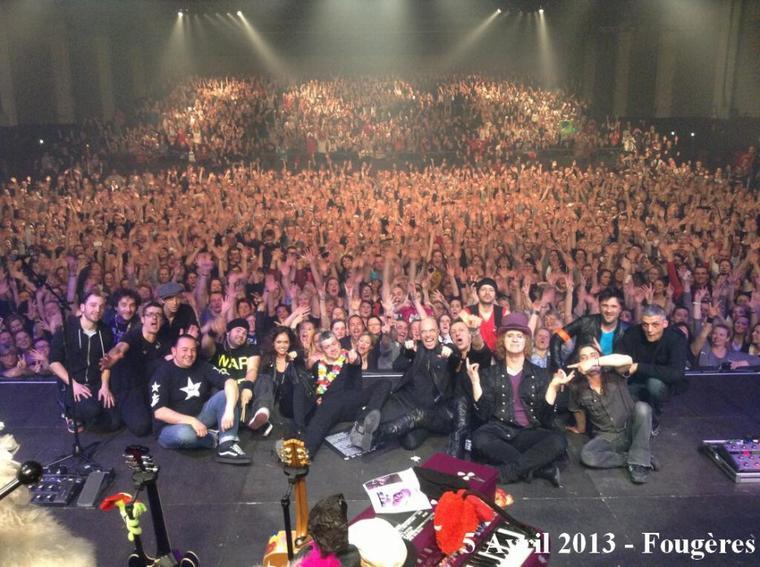 Photos article : @ObispoPascal à Nantes, Fougères et Cherbourg