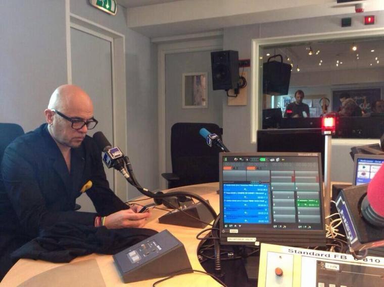 ECOUTEZ le podcast #FranceBleuMidiEnsemble @ObispoPascal invité de @danielalumbroso