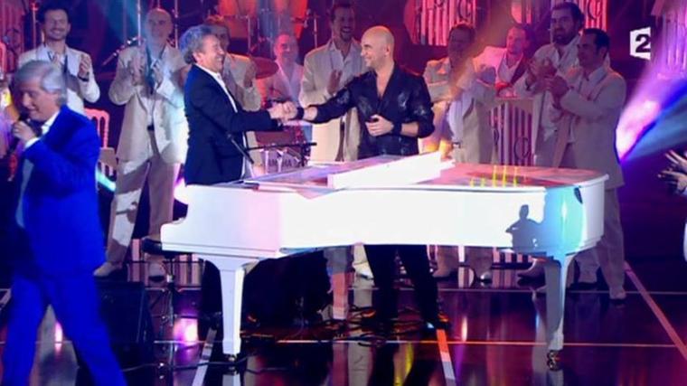 Replay @ObispoPascal rayonne dans #LesAnnéesBonheur sur France 2 ce samedi