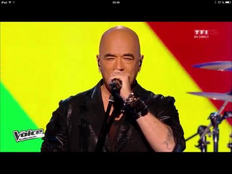 #LeGrandAmour et l'Envie d'Aimer pour la Finale @TheVoice_TF1 avec @ObispoPascal