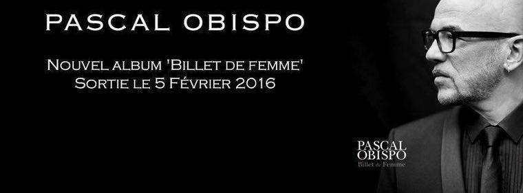REPLAY Promo #BilletDeFemme @ObispoPascal pour ne rien manquer avec @paradispop