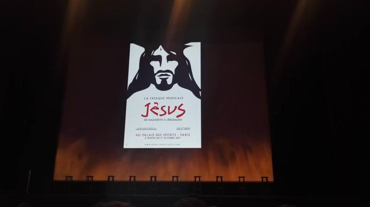 """CONFERENCE DE PRESSE """"JESUS DE NAZARETH A JERUSALEM"""""""