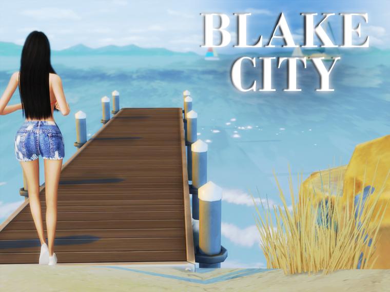 BLAKE CITY - VERS DE NOUVEAUX HORIZONS