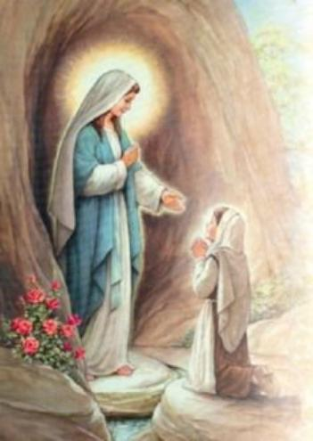 La foi et l'amour que l'on a en Jésus Christ notre Saint Père et en Marie notre Sainte Mère.