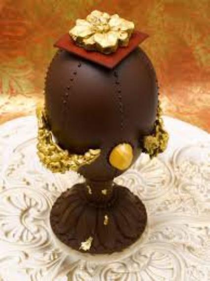 Soyez heureux et heureuses en ce jour de Pâques.
