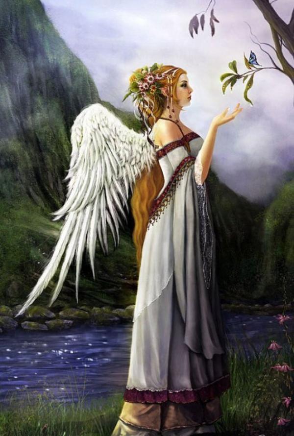 Les anges seront toujours en parfaite harmonie avec tous les êtres de l'univers.
