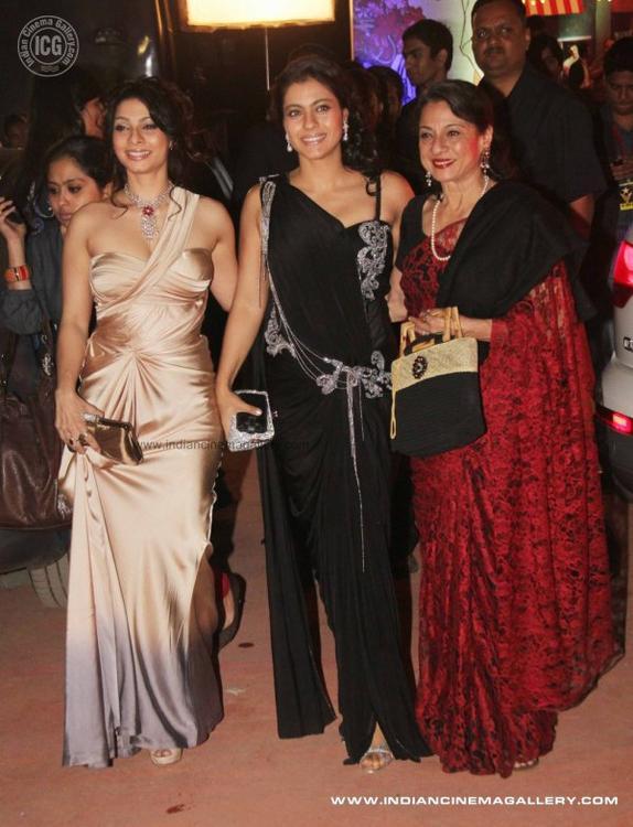 Kajol au Stardust Awards 2012