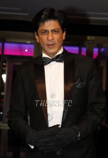 SRK at German Premiere of Don 2 at Berlinale, 11th Feb