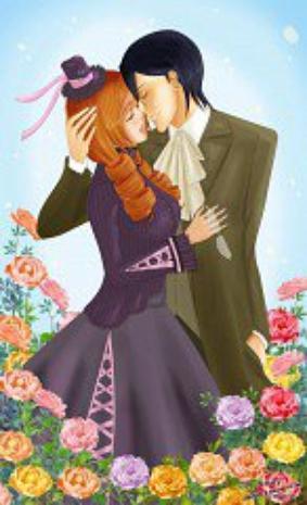 Ishida Uryu& Orihime Inoue