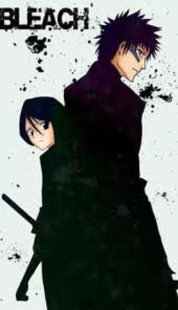Rukia Kuchiki & Kaien shiba
