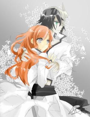 Ulquirra Schiffer & Orihime Inoue