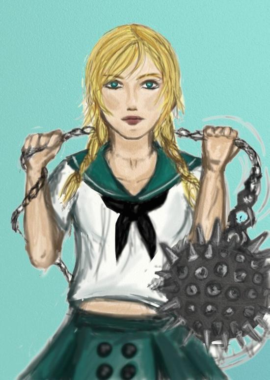 Gwen (extrait)