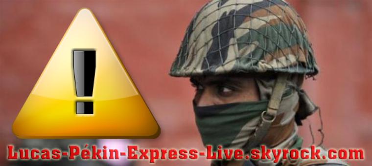 ALERTE INFO: 51 membres de l'équipe de Pékin Express interpellé en Inde !