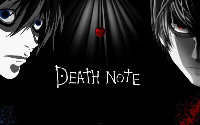 Death Note. ❤