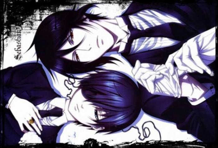 Kuroshitsuji - Black Butler. ❤