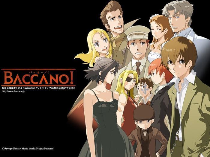 Baccano ! ♥