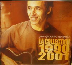 19 Novembre 2012: Sortie du coffret intégrale 1990-2001 JJ Goldman + DVD clips 1990-2003