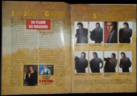 Star Magazine: Pages 4 & 5 - Pré-face et Sommaire
