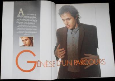 Star Mag: Pages 6 & 7: Gènèse d'un parcours