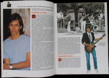 Star Mag:  Pages 10 et 11 - Extraits du texte